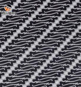 bahan batik motif parang niti cendono