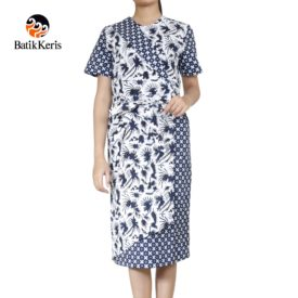 sackdress motif burung carat komb truntum kembang jeruk