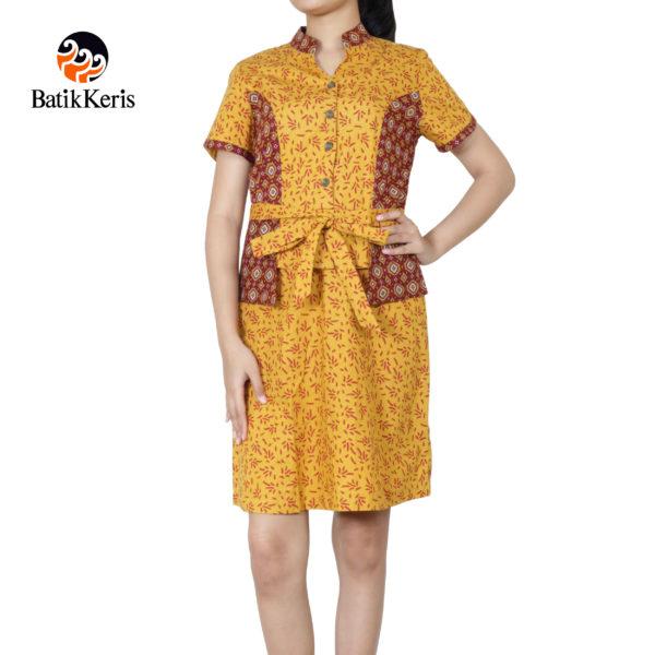 sackdress batik keris motif sejoli peni