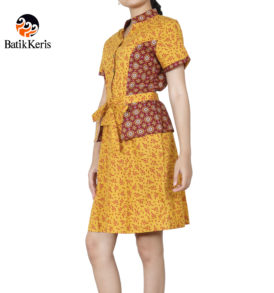 sackdress batik keris motif sejoli peni