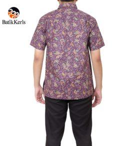 kemeja santai batik keris motif lukito madyo