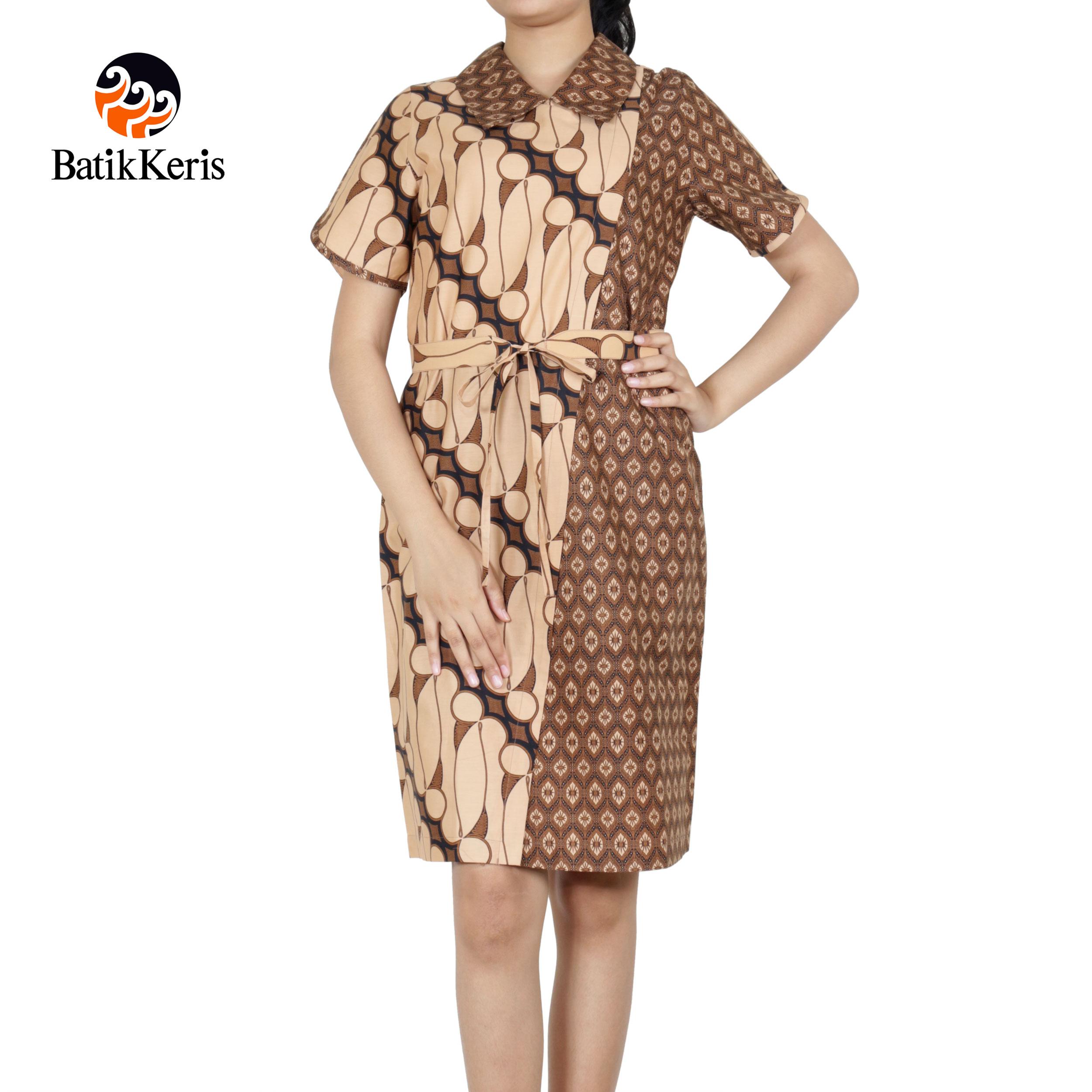 sackdress batik keris motif parang seno kombinasi purno aji