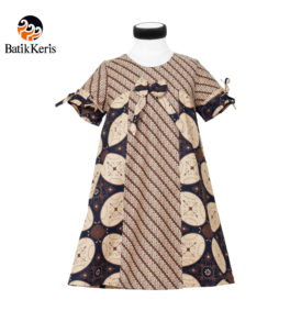 rok terusan anak batik keris motif kawung mulyo jati komb parang madu sari