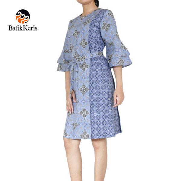 sackdress batik keris motif kawung aji dalem