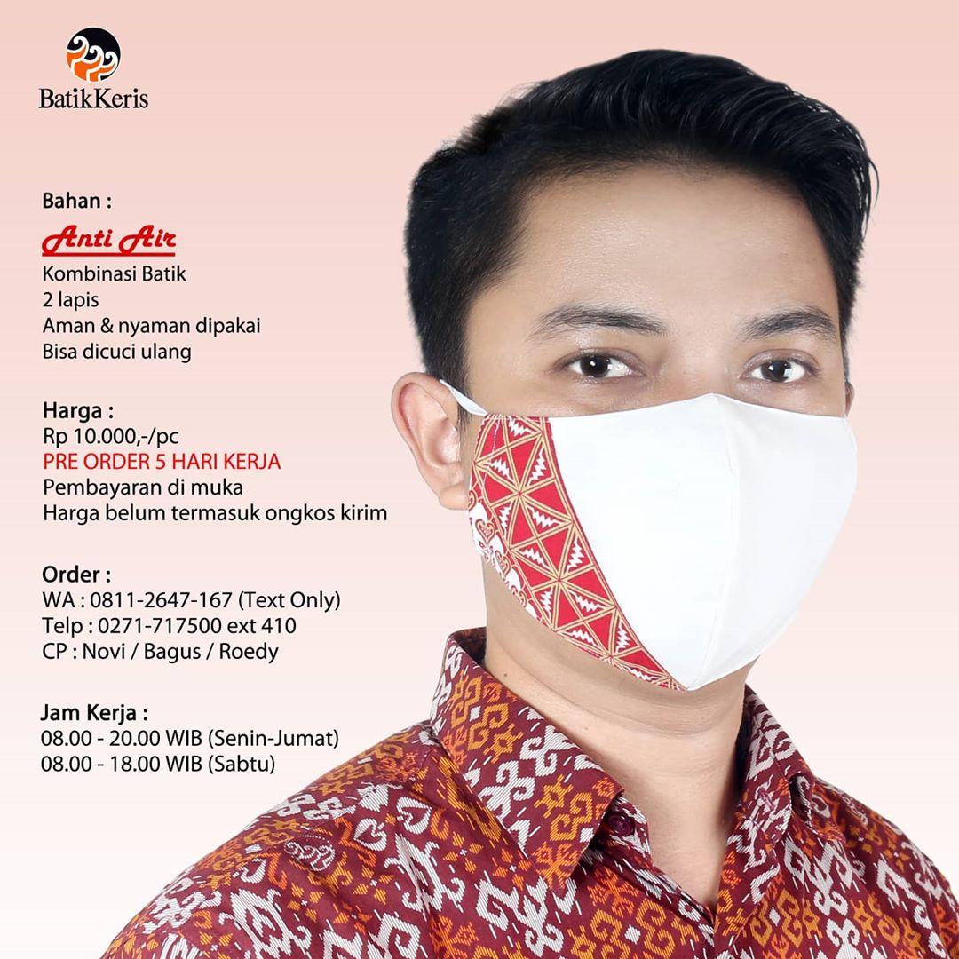 Batik Anti Air
